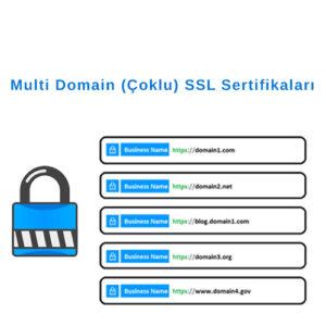 Multi Domain (Çoklu) SSL Sertifikaları