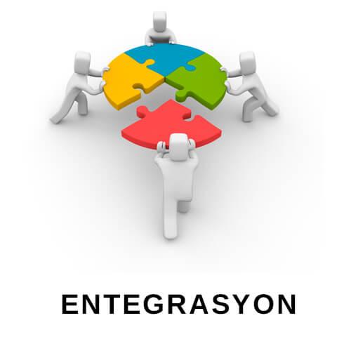 entegrasyon product